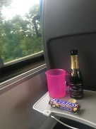 Pink cup - prosecco